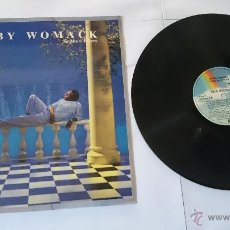 Discos de vinilo: BOBBY WOMACK - SO MANY RIVERS (1985). Lote 50872028