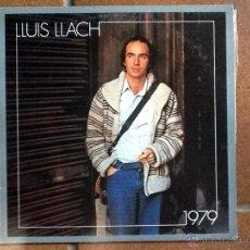 Discos de vinilo: LLUÍS LLACH - 1979 (ARIOLA, 1979) LP. Lote 50875692