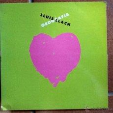 Discos de vinilo: LLUÍS LLACH - GEOGRAFIA (CBS, 1988) LP. Lote 50875752