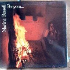 Discos de vinilo: MARINA ROSSELL - PENYORA... (CBS, 1978) LP. Lote 50875872