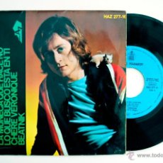Discos de vinilo: MICHAEL POLNAREFF. SINGLE 1967. HISPAVOX. Lote 50886497