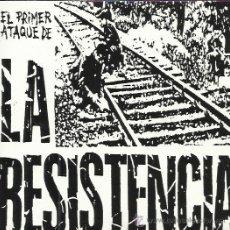 Disques de vinyle: EL PRIMER ATAQUE DE LA RESISTENCIA EP RADICAL 77 2006 LAS ROSAS ROJAS DE MAYO +3 INTERTERROR PUNK. Lote 50887000