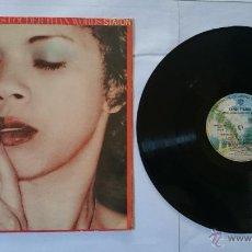 Discos de vinilo: CANDI STATON - MUSIC SPEAKS LOUDER THAN WORDS (1977). Lote 50887467