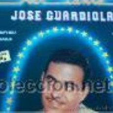 Discos de vinilo: DOBLE LP JOSE GUARDIOLA : ASI CANTA. Lote 50890812