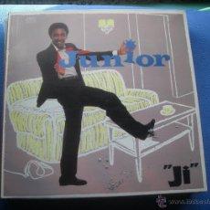 Discos de vinilo: JUNIOR JI LP 1982 MERCURY EDICION ESPAÑOLA SPAIN COMO NUEVO¡¡¡ PEPETO. Lote 50901925