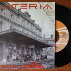 Discos de vinilo: ORQUESTRA PLATERIA, LA BANDA DEL COCHE ROJO (PDI 1988) SINGLE - AÑO 13. Lote 50905589