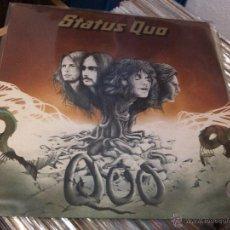 Discos de vinilo: STATUS QUO - QUO (LP, ALBUM) 1974 UK . Lote 50916896