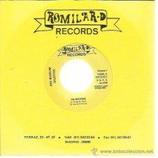 Discos de vinilo: SEX MUSEUM SG ROMILAR D 1990 I'M MOVING/ LAST LAST GARAGE MALASAÑA . Lote 50919244