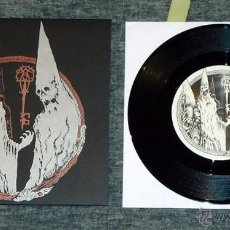 Discos de vinilo: URFAUST / KING DUDE - SPIRITUS NIHILUS / PAGAN EYES OVER GERMAN SKIES. Lote 50920918