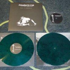 Discos de vinilo: RITUALS OF THE OAK - HOUR OF JUDGEMENT - DOBLE LP + CD + CAMISETA [STONEHENGE EDITION · #28/55]. Lote 50921396