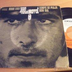 Discos de vinilo: JOAN MANUEL SERRAT (MARE LOLA + 2) EP ESPAÑA 1969 (VG+/VG+) (EP13). Lote 50923507