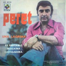 Discos de vinilo: PERET. Lote 50924919