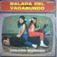 Discos de vinilo: GENARO MORENO ( ROSITA Y PILI GONZALEZ ). Lote 50924963