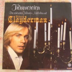 Discos de vinilo: RICHARD CLAYDERMAN - DOLANNES MELODIE - 1979 - IBL -. Lote 130699869