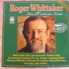 Discos de vinilo: ROGER WHITTAKER - RIVER LADY -- 1978. Lote 50927081