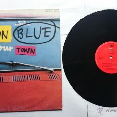 Discos de vinilo: DEACON BLUE - YOUR TOWN (2 VERSIONES) (MAXI PROMO 1992). Lote 50927690