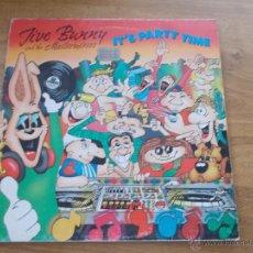 Discos de vinilo: JIVE BUNNY AND MASTERMIXERS. Lote 83790342