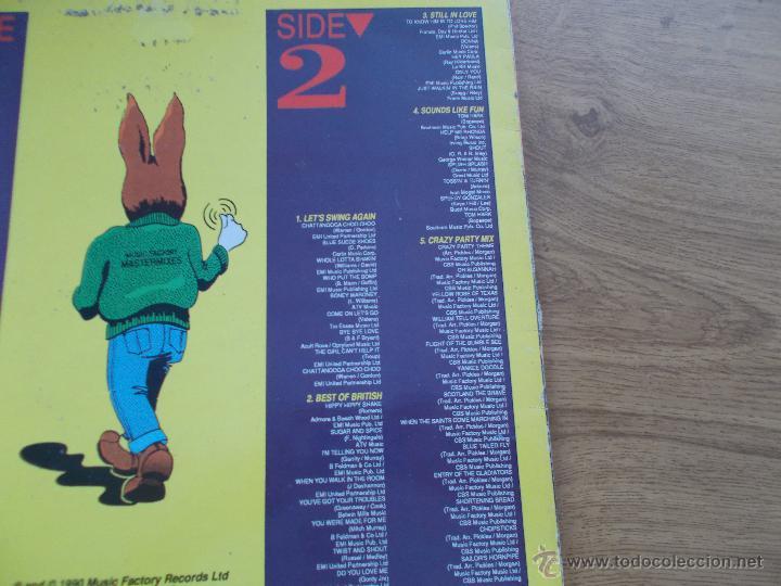 Discos de vinilo: JIVE BUNNY AND MASTERMIXERS - Foto 3 - 83790342