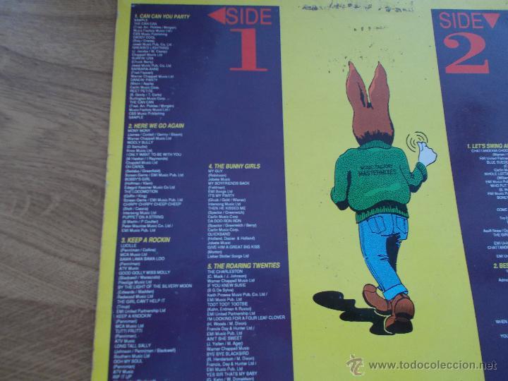 Discos de vinilo: JIVE BUNNY AND MASTERMIXERS - Foto 4 - 83790342