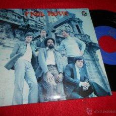 Discos de vinilo: FROL NOVA POTPOURRI GALLEGO/CANTO POPULAR/TROULADA DE SADA/TEÑO UN AMOR EN RIANXO EP 1971 BCD EXCELE. Lote 50931639