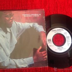 Discos de vinilo: VERNELL BROWN JR. SG. PERFECT TIMING NUEVO. Lote 50932587