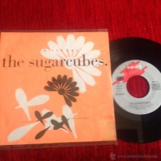 Discos de vinilo: THE SUGARCUBES SG. BIRTHDAY. Lote 50932614