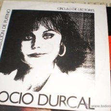 Discos de vinilo: ROCIO DURCAL DOBLE LP COLECCION DE PLATINO CIRCULO DE LECTORES.COLOMBIA.1989.VER FOTOS.CARPETA DOBLE. Lote 50932618