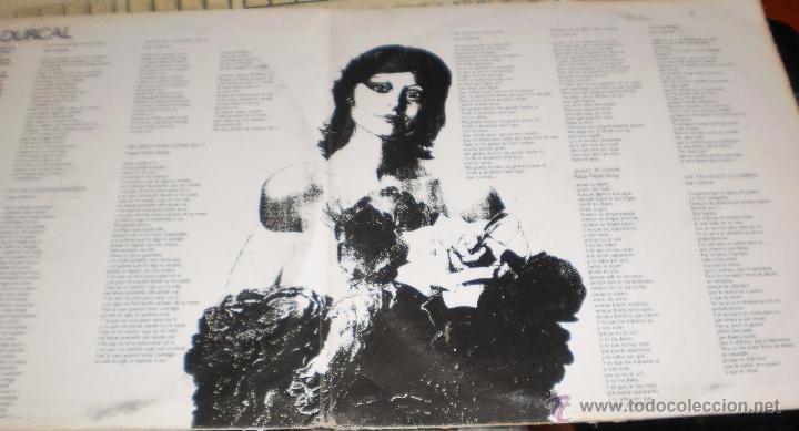 Discos de vinilo: ROCIO DURCAL DOBLE LP COLECCION DE PLATINO CIRCULO DE LECTORES.COLOMBIA.1989.VER FOTOS.CARPETA DOBLE - Foto 2 - 50932618