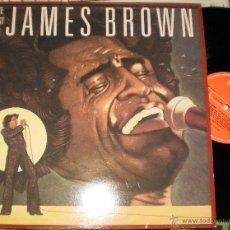 Discos de vinilo: JAMES BROWN LP THE BEST OF.ESPAÑA 1982.EN PERFECTO ESTADO. Lote 50935861