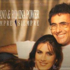 Discos de vinilo: LP AL BANO & ROMINA POWER ( CANTAN EN ESPAÑOL ) : SIEMPRE SIEMPRE . Lote 50936217
