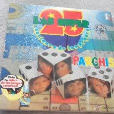 Discos de vinilo: LAS SUPER 25 CANCIONES DE LOS PEQUES - PARCHIS. Lote 50938579