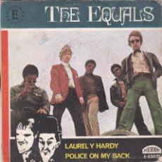 Discos de vinil: THE EQUALS,LAUREL Y HARDY DEL 68. Lote 50940001