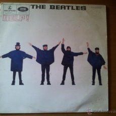 Discos de vinilo: THE BEATLES - HELP - ORIGINAL UK PMC 1255..PARLOPHONE. Lote 50941132