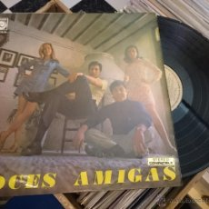 Discos de vinilo: VOCES AMIGAS LP DISCO DE VINILO NOVOLA NL1024. Lote 50941399