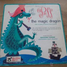 Discos de vinilo: PUFF THE MAGIC DRAGON. EDICION USA. Lote 50943083