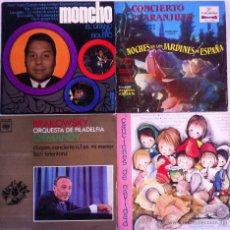 Discos de vinilo: LOTE VARIADO LP´S. Lote 50943274