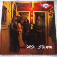 Discos de vinilo: ORQUESTRA MIRASOL – SALSA CATALANA SPAIN 1974 EDIGSA / ZELESTE. Lote 50948746