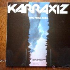 Discos de vinilo: CORO AMETSA - KARRAXIZ ( KORU POEMA) . Lote 50949756