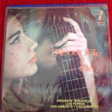 Discos de vinilo: ORQUESTA MARAVELLA EP MI JACA. Lote 50951701