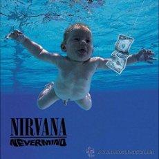 Discos de vinilo: LP NIRVANA NEVERMIND VINYL 180G GRUNGE. Lote 153344449