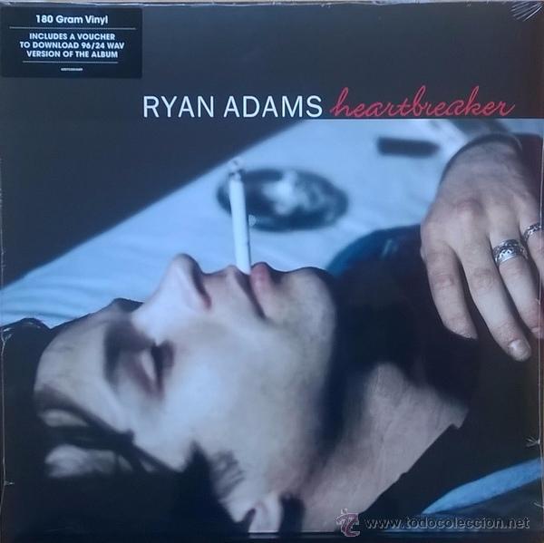 2LP RYAN ADAMS HEARTBREAKER VINILOS (Música - Discos - LP Vinilo - Pop - Rock Extranjero de los 90 a la actualidad)