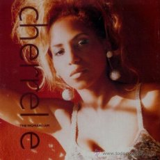 Discos de vinilo: CHERRELLE - THE WOMAN I AM 1991 !! ORG EDIT USA, IMPECABLE !!. Lote 50954924