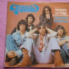 Discos de vinilo: TEQUILA,NECESITO UN TRAGO DEL 78. Lote 50955672