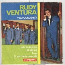 Discos de vinilo: RUDY VENTURA . ESTO ES LA YENKA. VERGARA 1965. Lote 50960452