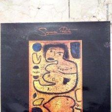 Discos de vinilo: MAXI -SINGLE SEGUNDA PLANTA - CANCIONES BAJO LA LUNA NUEVA - PUERTA OSCURA 1989.. Lote 50970435
