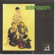 Discos de vinilo: UNDERSHAKERS EP SUBTERFUGE 1995 DON'T SAY NO/ YOU CAN SHOUT/ CRIMINAL GIRL/ SYMPHONY DAY MOD BEAT. Lote 50970981