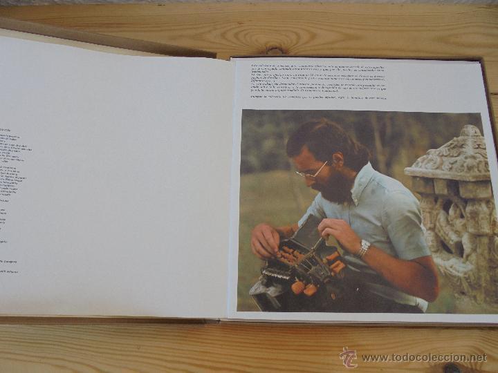 Discos de vinilo: CANCIONERO DE ROMANCES EN QUE ESTAN RECOPILADOS LA MAYOR PARTE DE ROMANCES CASTELLANOS.J.D. - Foto 7 - 50971711