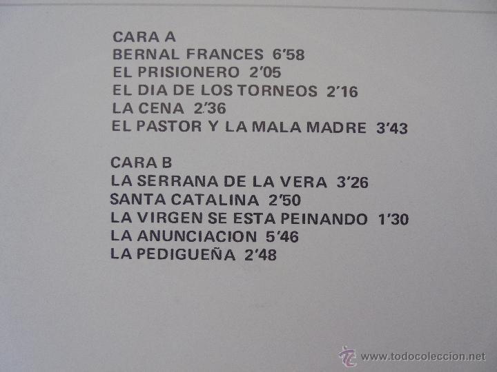 Discos de vinilo: CANCIONERO DE ROMANCES EN QUE ESTAN RECOPILADOS LA MAYOR PARTE DE ROMANCES CASTELLANOS.J.D. - Foto 19 - 50971711