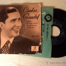 Discos de vinilo: CARLOS GARDEL. EP. Lote 50974848