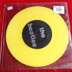 Discos de vinilo: THE BEATLES , SG. DALLAS PRESS CONFERENCE 1966 PICTURE DISC A ESTRENAR. Lote 50976500